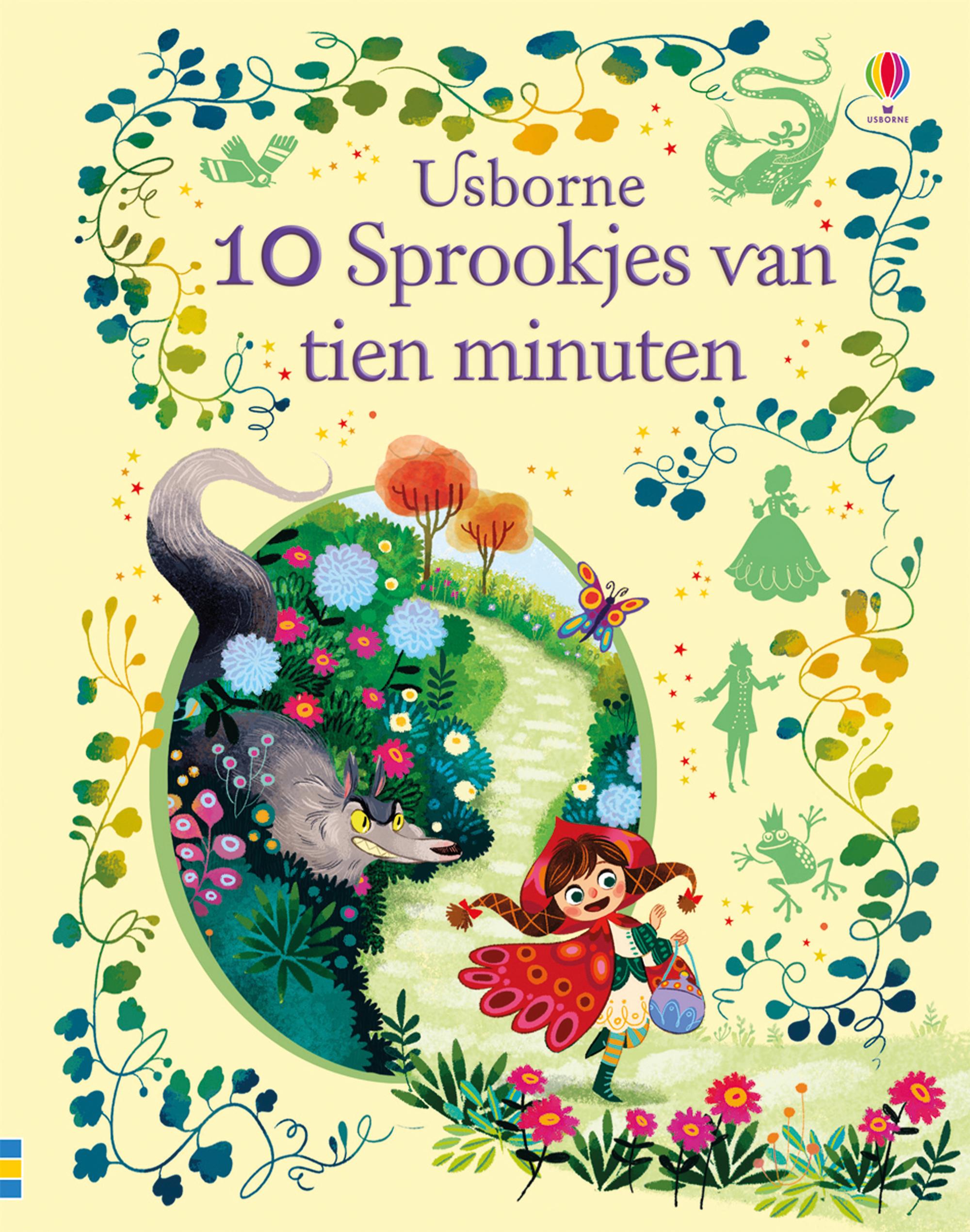 10 Sprookjes van tien minuten
