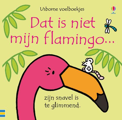 Dit is niet mijn flamingo…