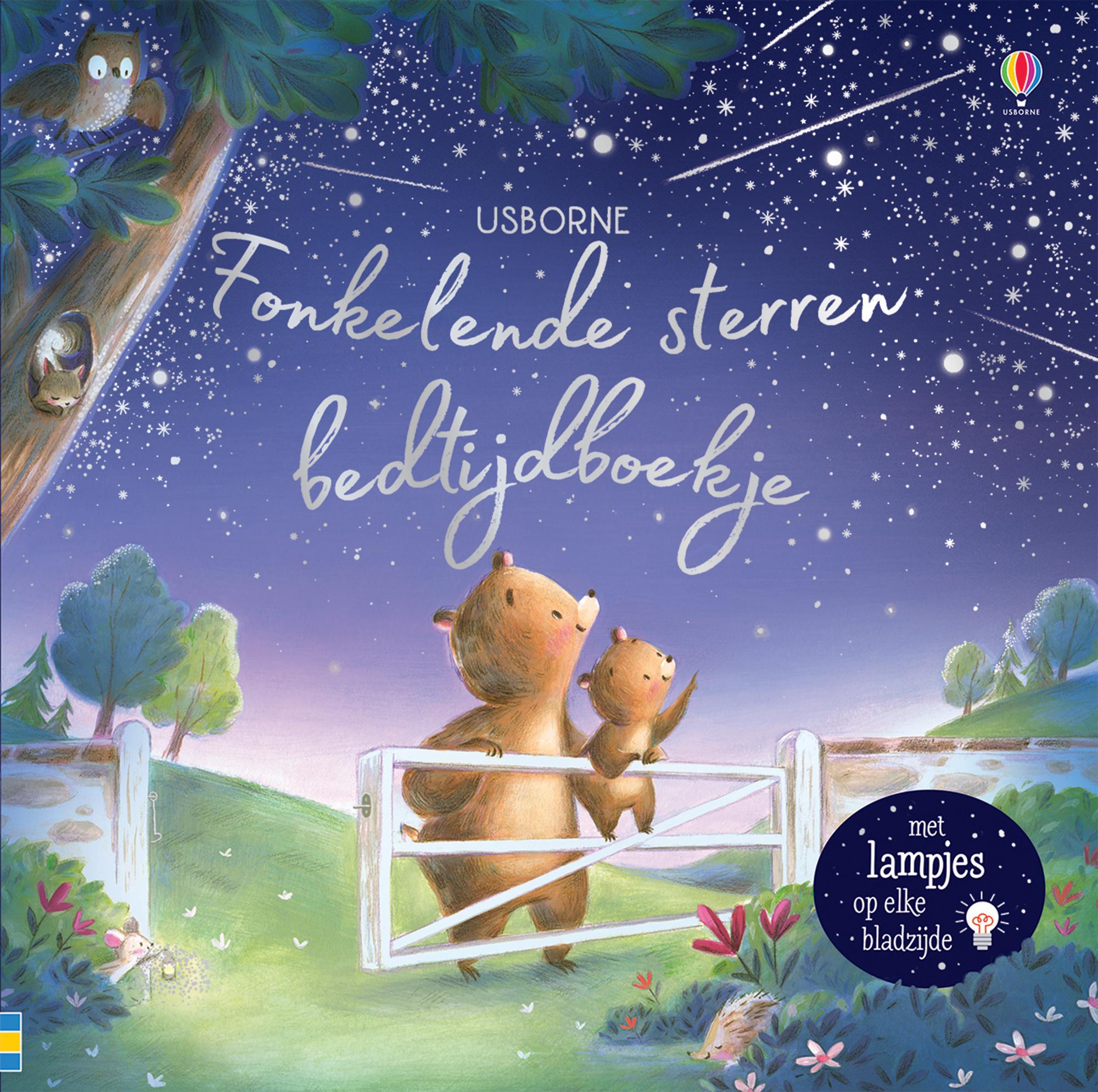 Fonkelende sterren – Bedtijdboekje
