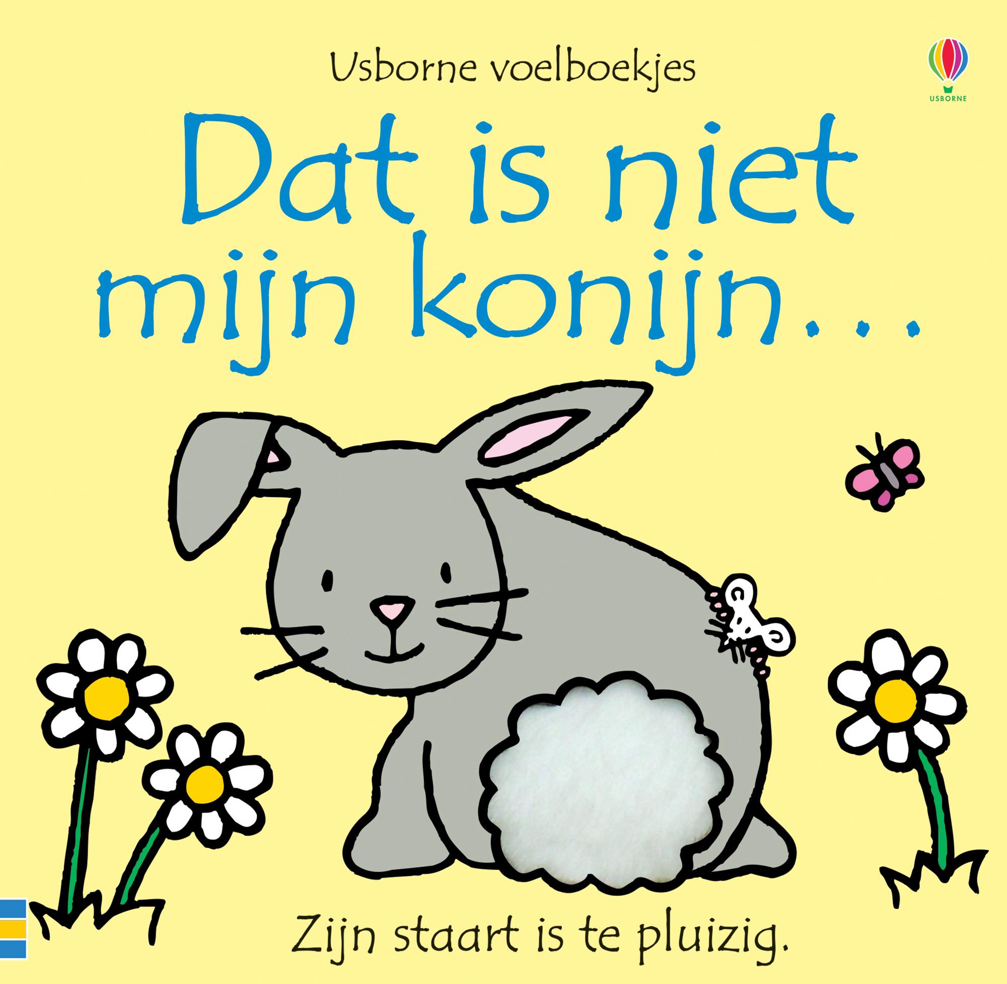 Dat is niet mijn konijn…