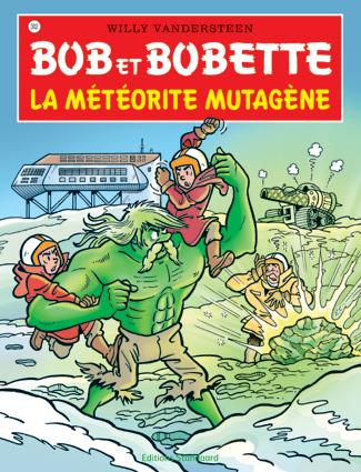 302 La météorite mutagène