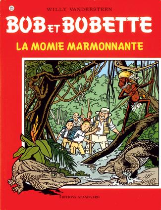 255 La momie marmonnante