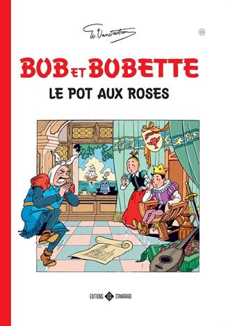 15 Le pot aux Roses