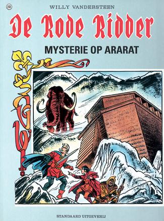 151 Mysterie op Ararat
