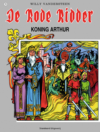 019 Koning Arthur