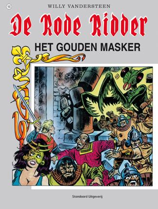 160 Het Gouden Masker