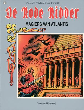 165 Magiers van Atlantis