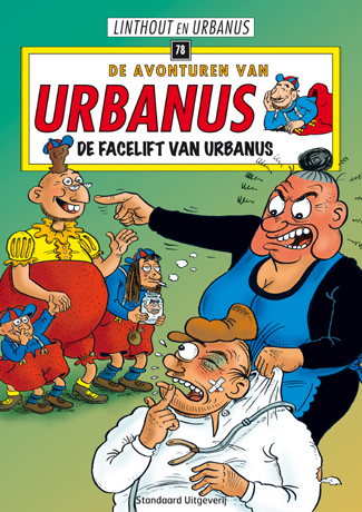 078 De Facelift van Urbanus