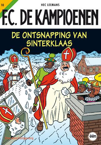 10 De ontsnapping van Sinterklaas