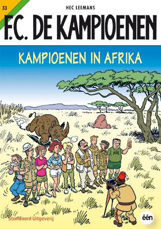 33 Kampioenen in Afrika