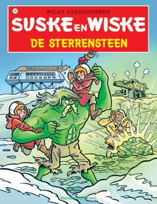 302 De sterrensteen
