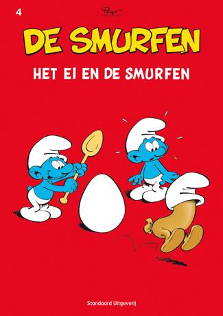 04 Het ei en de Smurfen