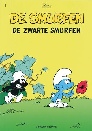 01 De zwarte Smurf