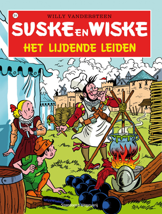 314 Het lijdende Leiden