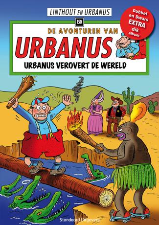 150 Urbanus verovert de wereld