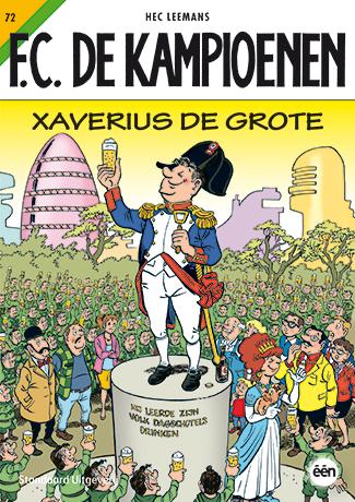 72 Xaverius de Grote