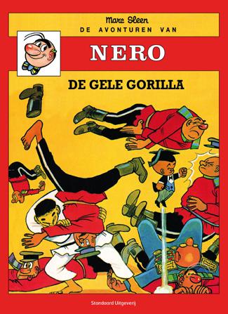 26 De gele Gorilla