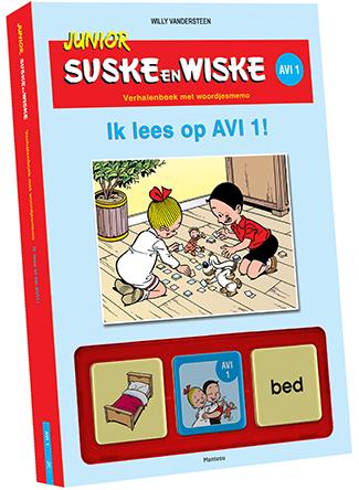 AVI 1 Ik lees op AVI 1