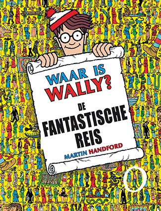 Waar is Wally? De fantastische reis