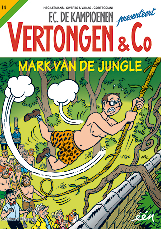 14 Mark van de jungle