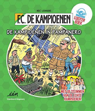 Luisterboek 1 – De Kampioenen in Pampanero