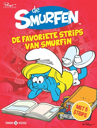 Omnibus 3 – De favoriete strips van Smurfin