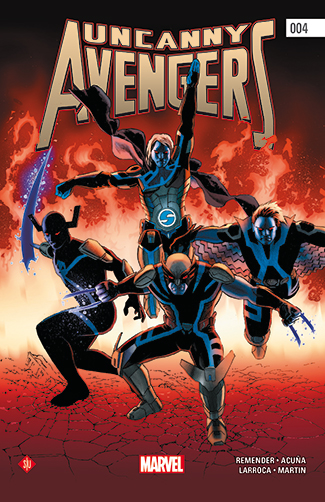 04 Uncanny Avengers