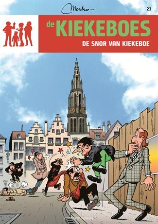 023 De snor van Kiekeboe