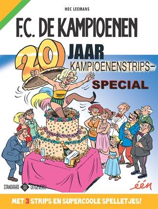 20 jaar Kampioenenstrip-special