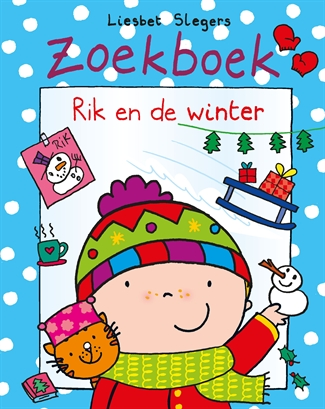 Zoekboek – Rik en de winter