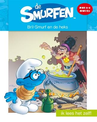 Bril-Smurf en de heks AVI E3
