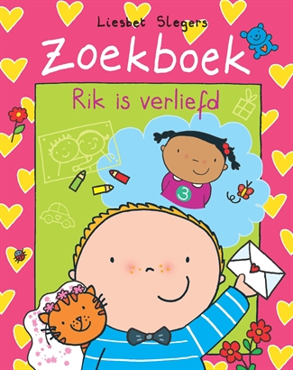 Zoekboek – Rik is verliefd