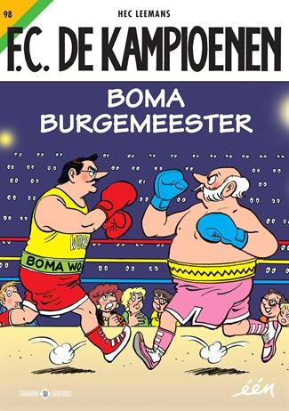 98 Boma Burgemeester