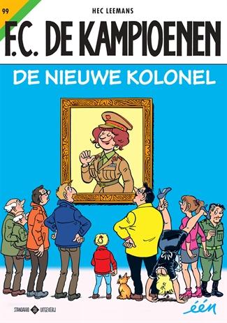 99 De nieuwe kolonel