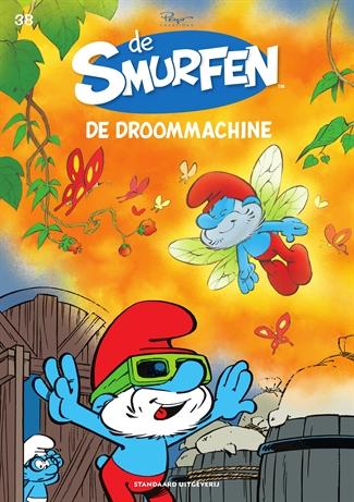 38 De Smurfen en de droommachine