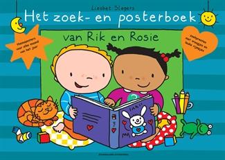 Het zoek- en posterboek van Rik en Rosie