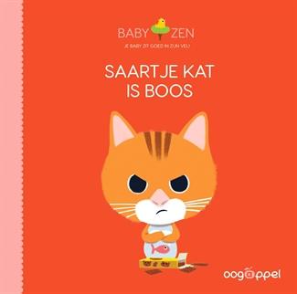 Saartje Kat is boos