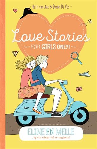 Love stories : Eline en Melle