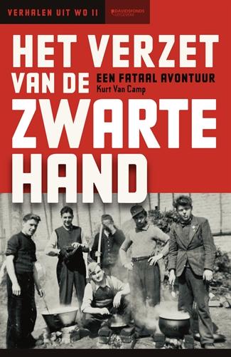 Verhalen uit de WO II Het verzet van De Zwarte Hand