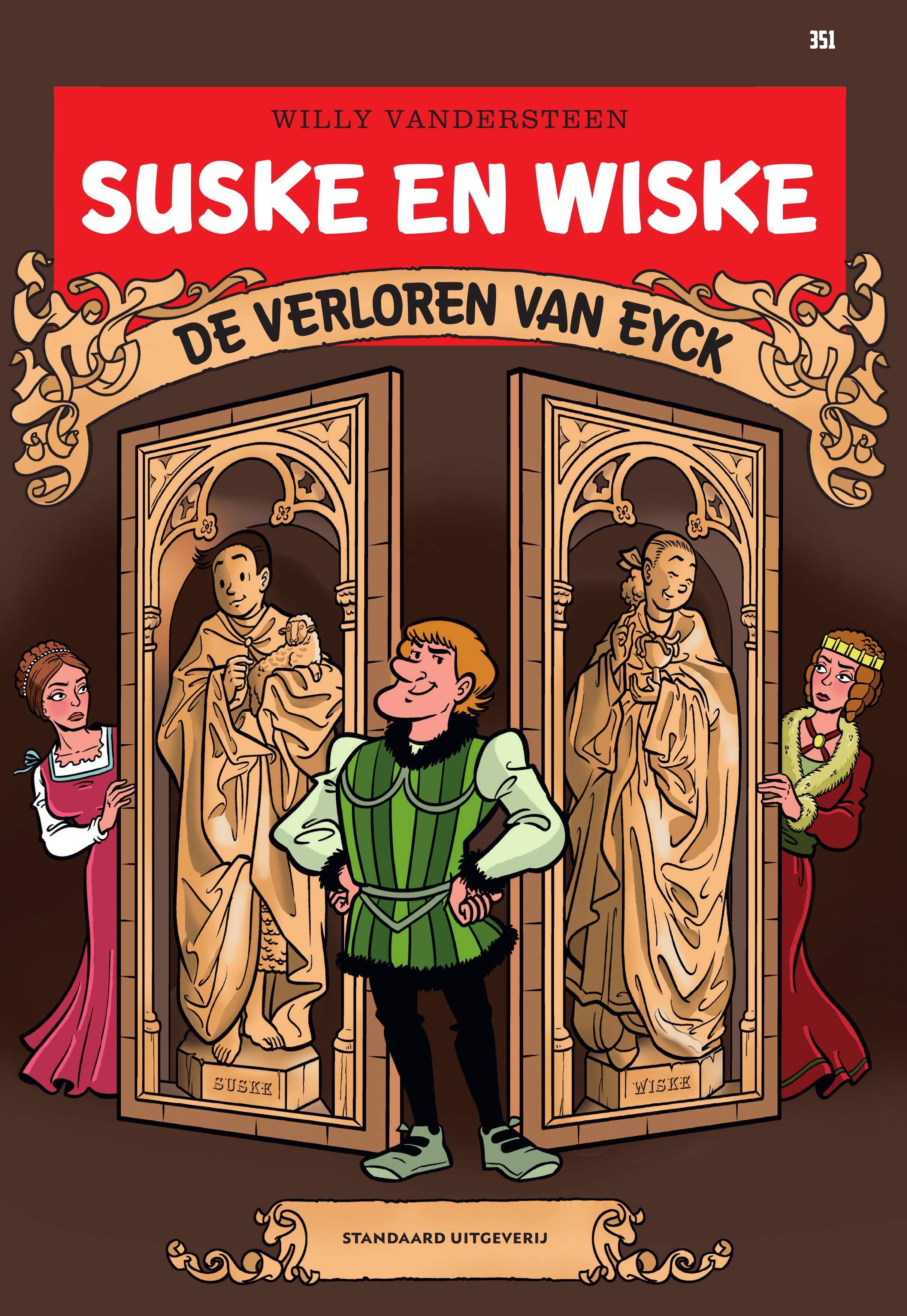 351 De verloren Van Eyck