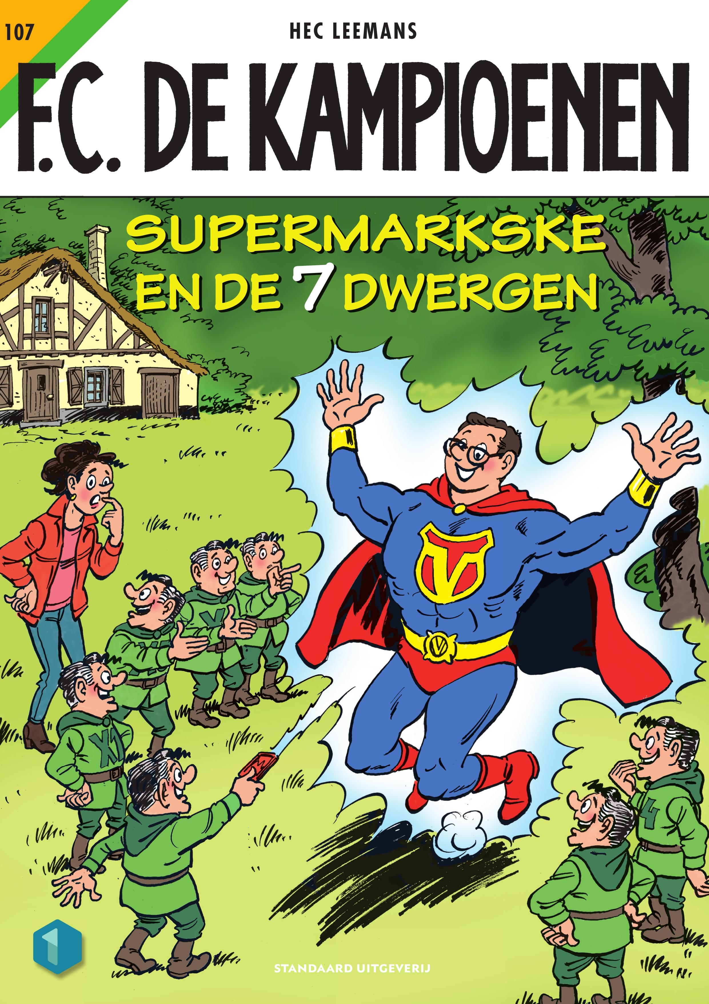 107 Supermarkske en de zeven dwergen