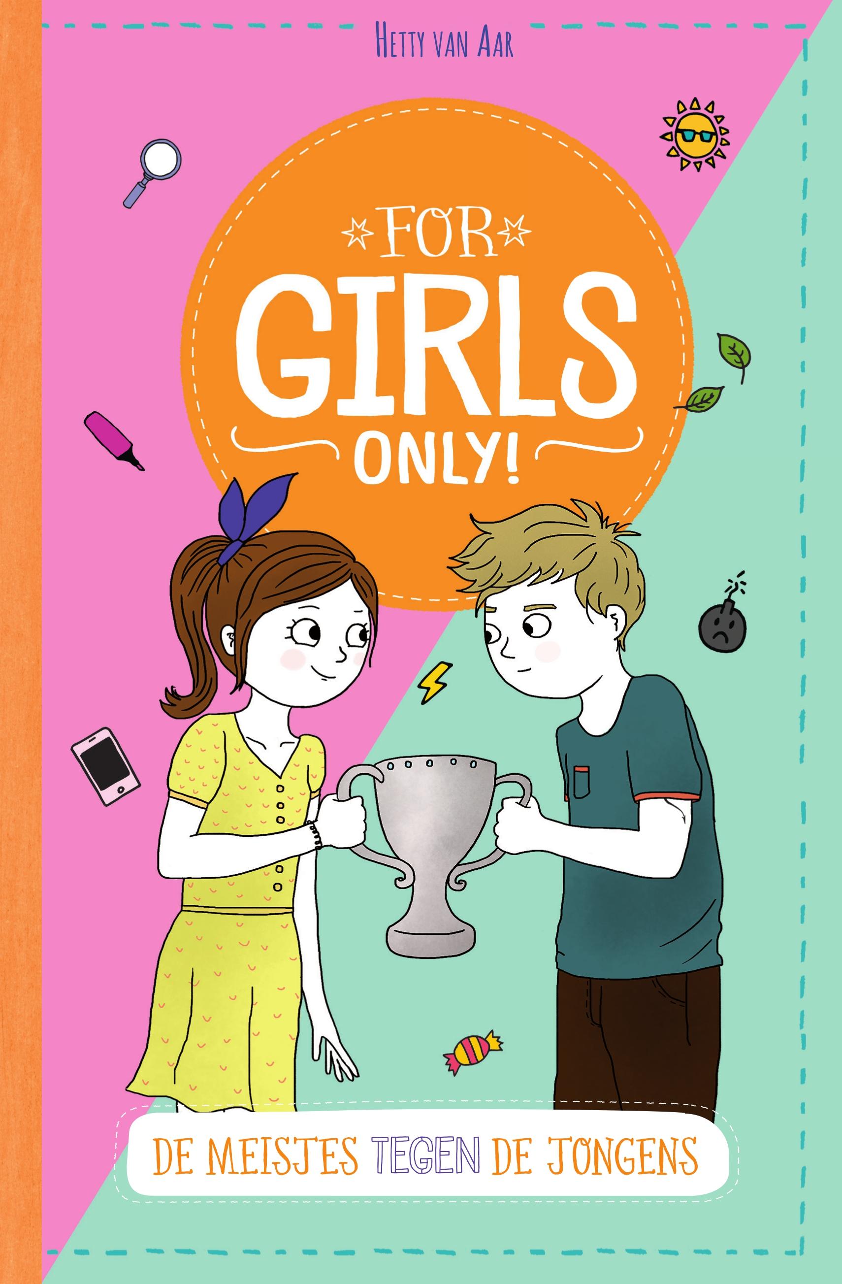 De meisjes tegen de jongens