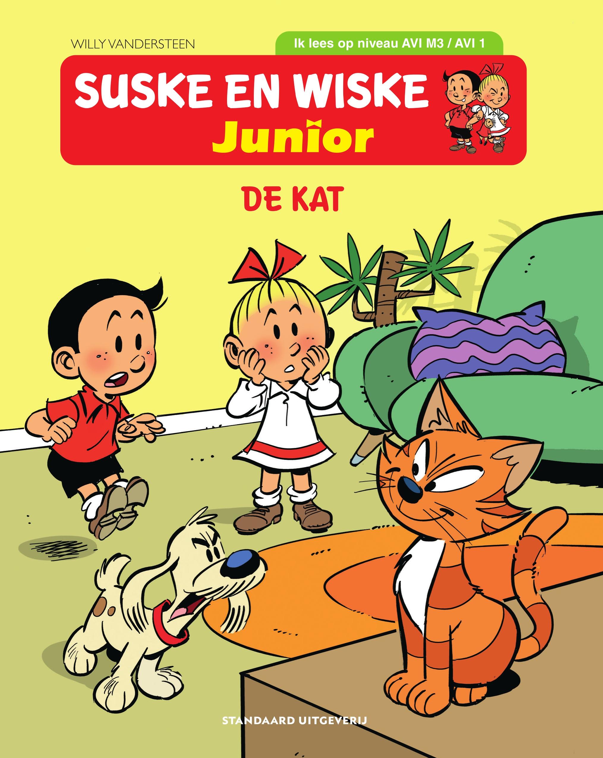 Suske en Wiske AVI M3: De kat