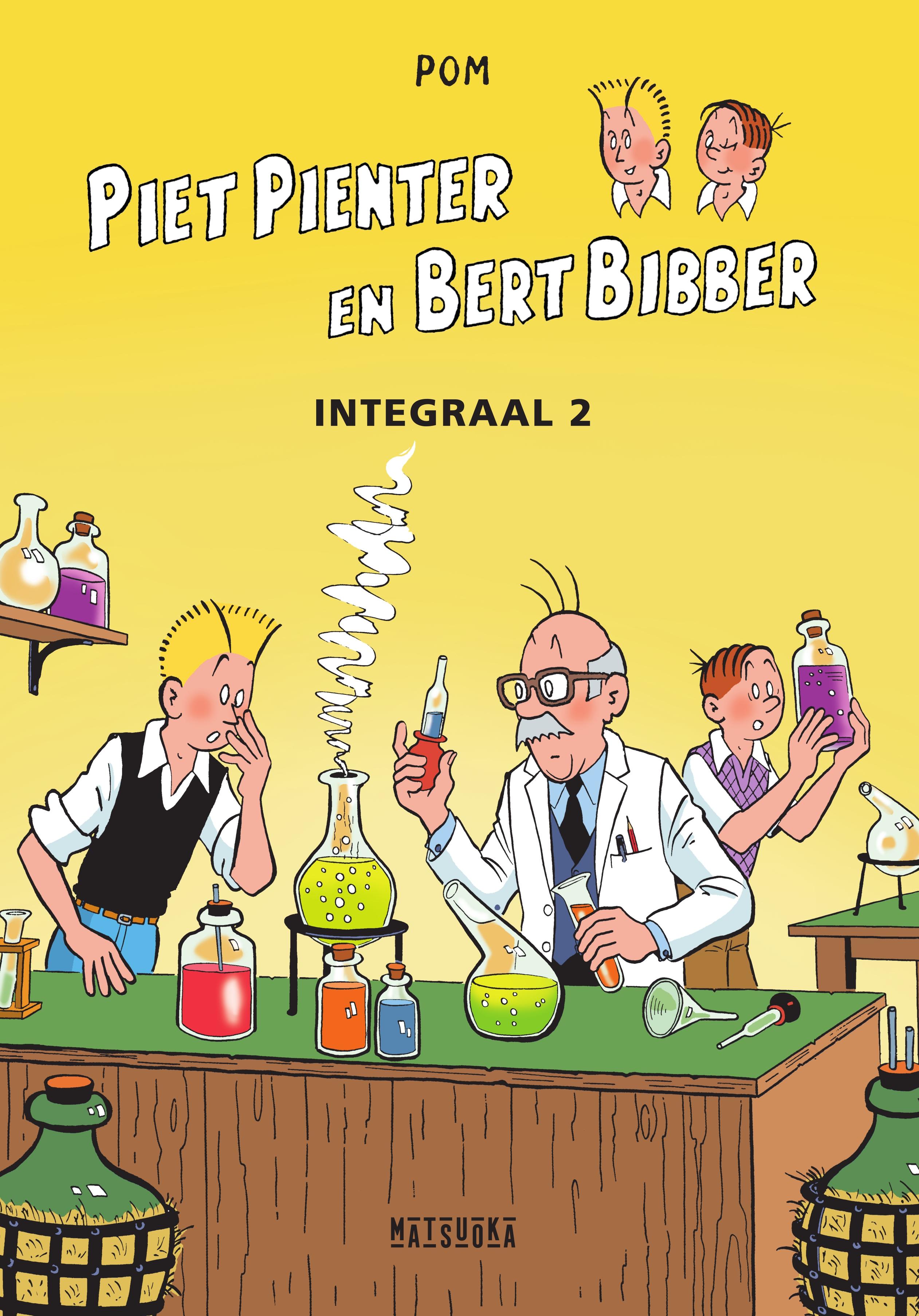 02 Piet Pienter en Bert Bibber Integrale 2