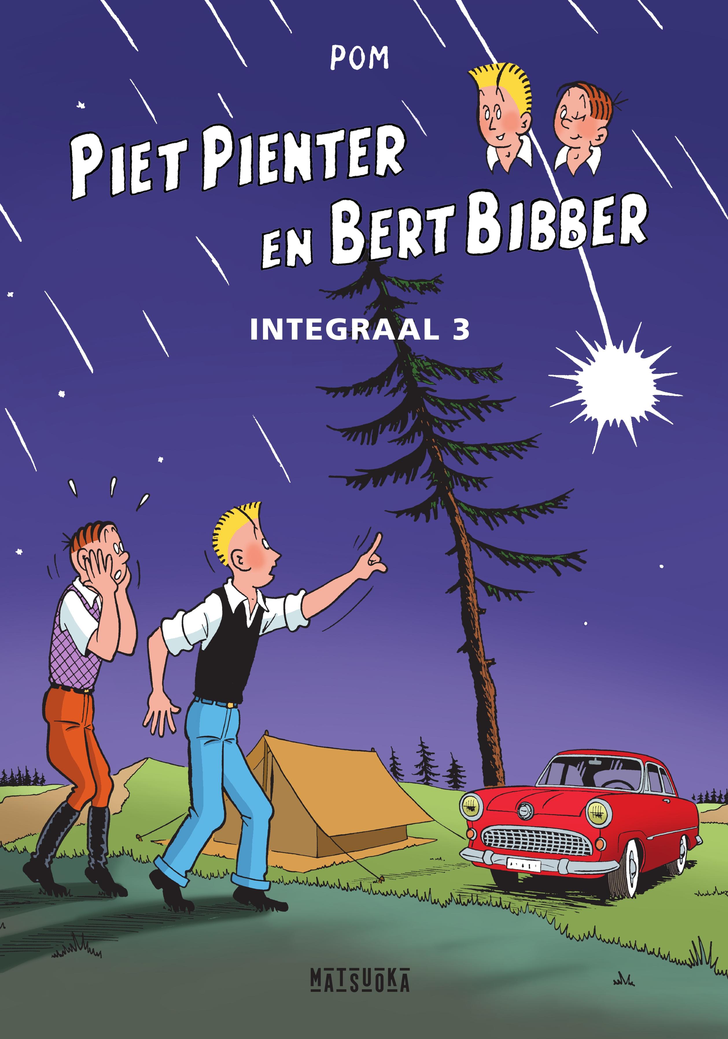 03 Piet Pienter en Bert Bibber Integrale 3