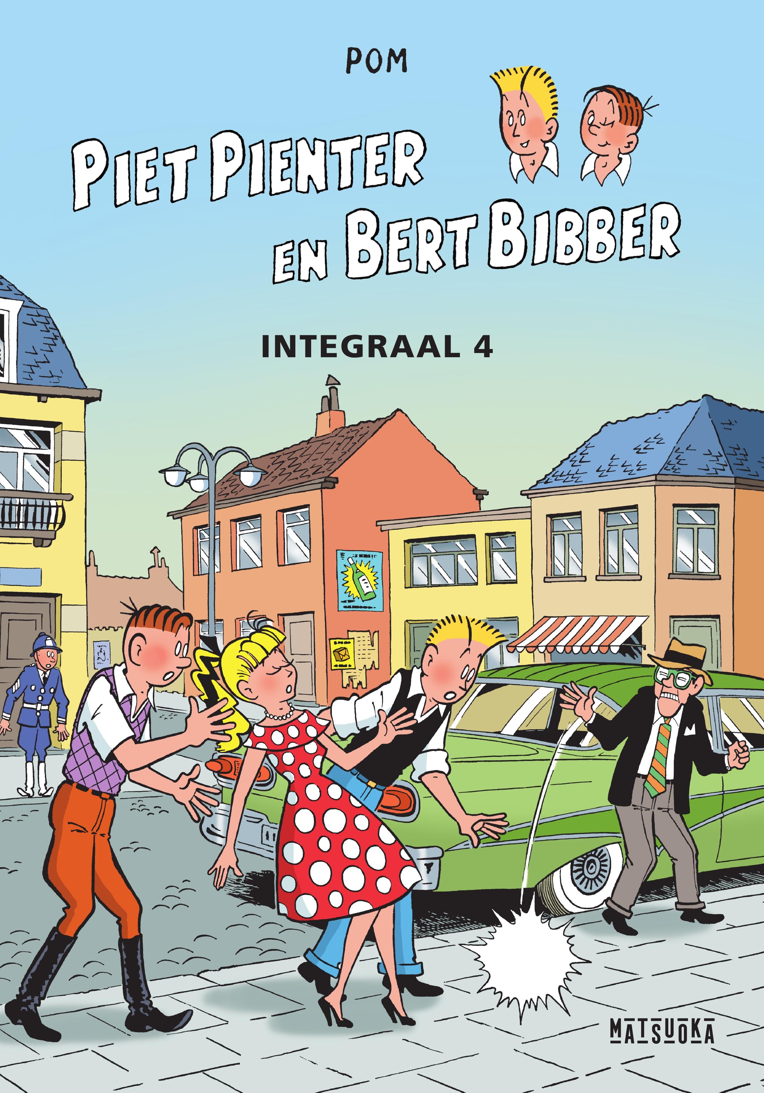 04 Piet Pienter en Bert Bibber Integrale 4