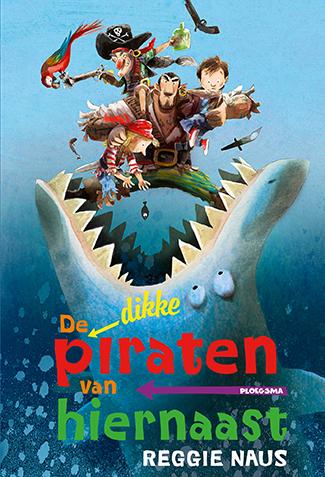 De dikke piraten van hiernaast