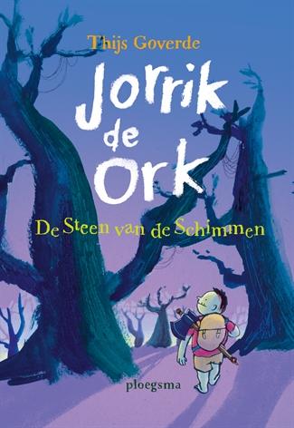 Jorrik de Ork: De steen van de schimmen
