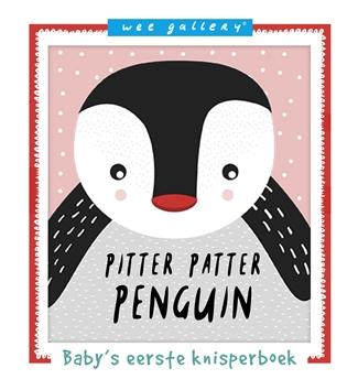 Knisperboek Pinguin