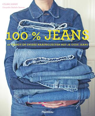 100 % jeans. Geef je jeans een nieuw leven